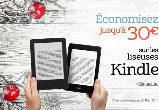 Kindle paperwhite promo