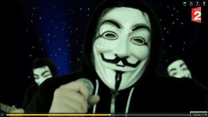 Le petit Anonymous chanson